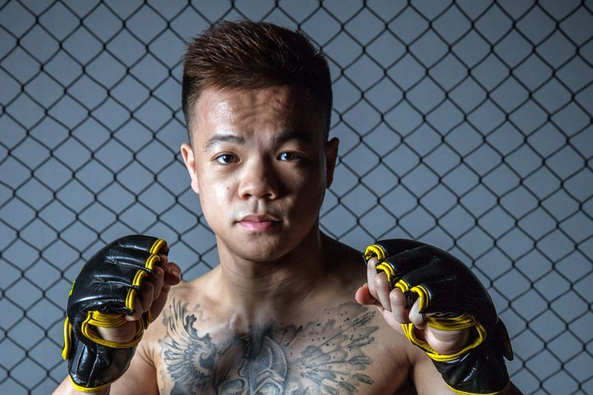 Garie Tang earns this year's UFC scholarship and will train for four weeks at its performance institute in Shanghai.