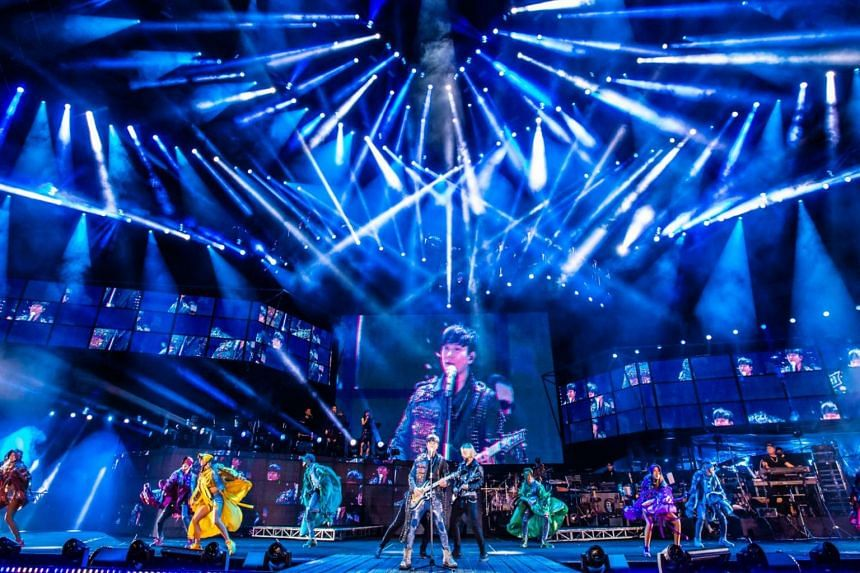 Singaporean singer JJ Lin had previously performed four sold-out shows at the Singapore Indoor Stadium in August last year for his Sanctuary World Tour, with tickets also selling out within hours.