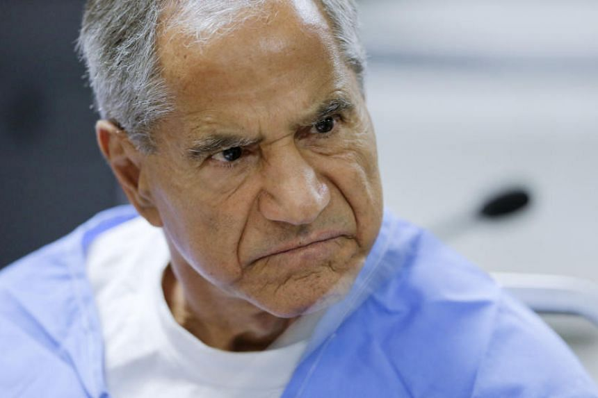 Sirhan Sirhan was in stable condition after reports said he had been stabbed in prison by another inmate.