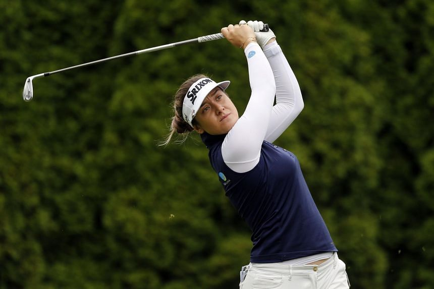 Green shoots 63, takes 5-stroke lead at Portland Classic