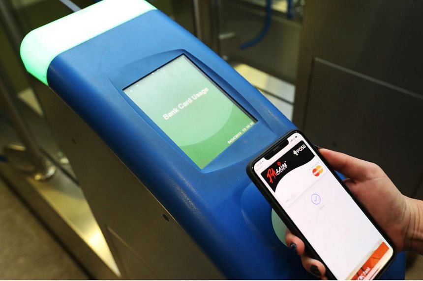 Account-based ticketing system SimplyGo allows commuters to use contactless bank cards as their travel card on public transport.