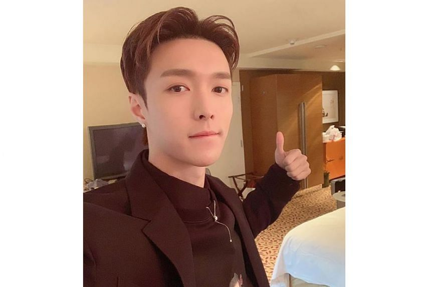 EXO member Lay Zhang has received criticism for his pro-Beijing views.