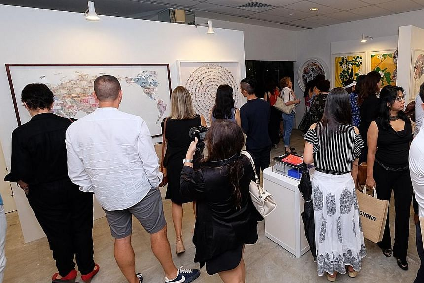 The Affordable Art Fair wants to help people buy their first piece of art.