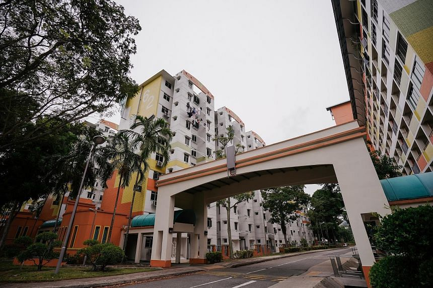Residents at older, coveted estates like Tanglin Halt are aware they are sitting on sizeable profits but not everyone is in a hurry to cash out.