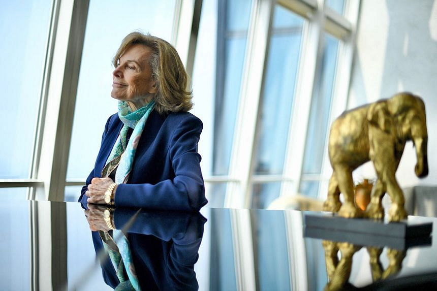 Dr Sylvia Earle, who has been at the forefront of ocean exploration for more than four decades, has also spent much of that time making history and breaking records.