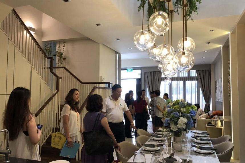 Prices for Luxus Hills (Signature Collection), a 999-year leasehold landed development in Seletar Hills Estate, range from $3.06 million to $4.2 million.