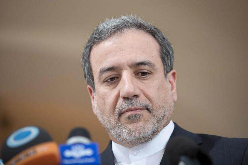 President Hassan Rouhani's special representative and deputy foreign minister Abbas Araghchi (above) is leading an economic delegation to France on Sept 2, 2019.