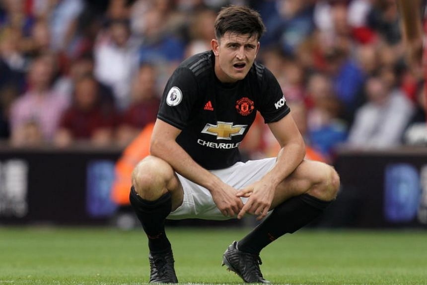 Harry Maguire said Manchester United must take their opportunities in front of goal if they are to keep up with their top four rivals.