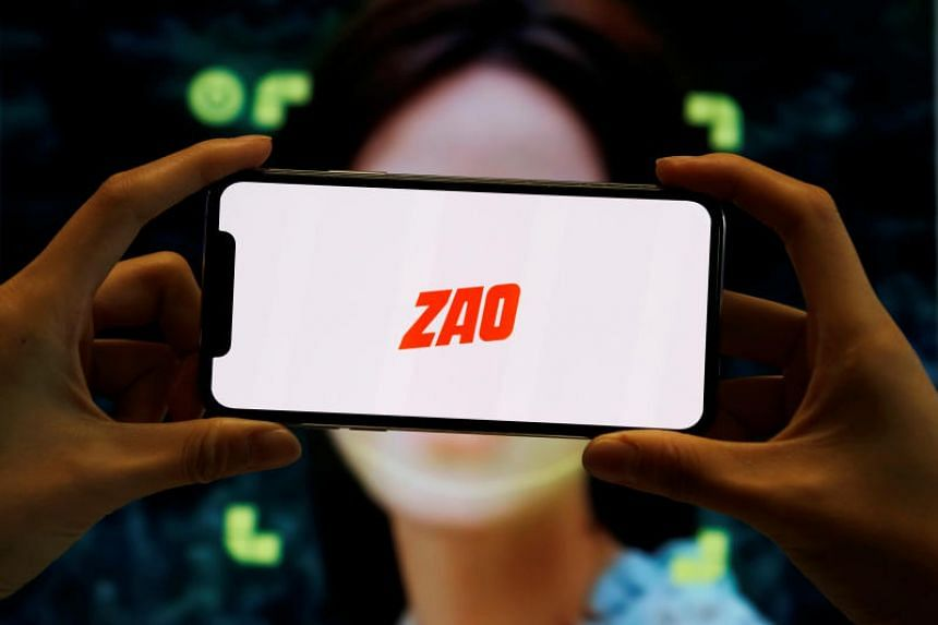Launched recently, Zao is currently topping the free download chart on China's iOS store.