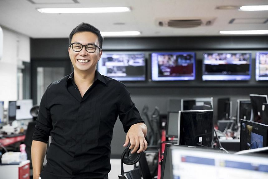 Mr David Lee, CEO of IYUNO Media Group, is the winner in the digital media supply chain category in the 18th annual EY Entrepreneur of the Year awards.