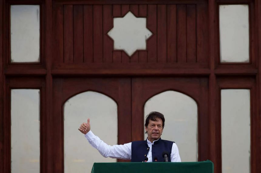 Imran, MBS speak for 3rd time over Kashmir