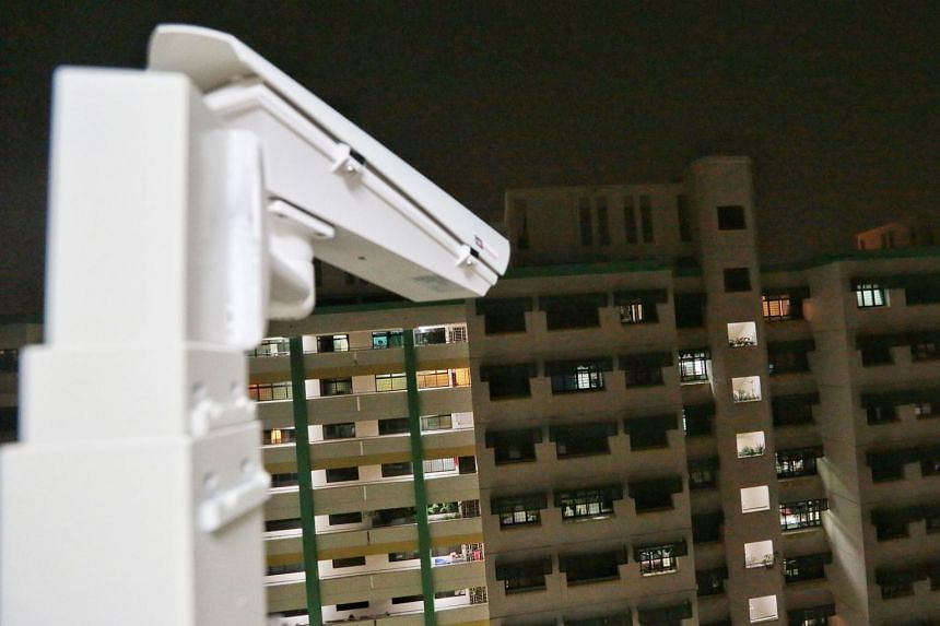 Surveillance cameras have helped catch more than 2,200 high-rise litterbugs between August 2012 and December 2018.