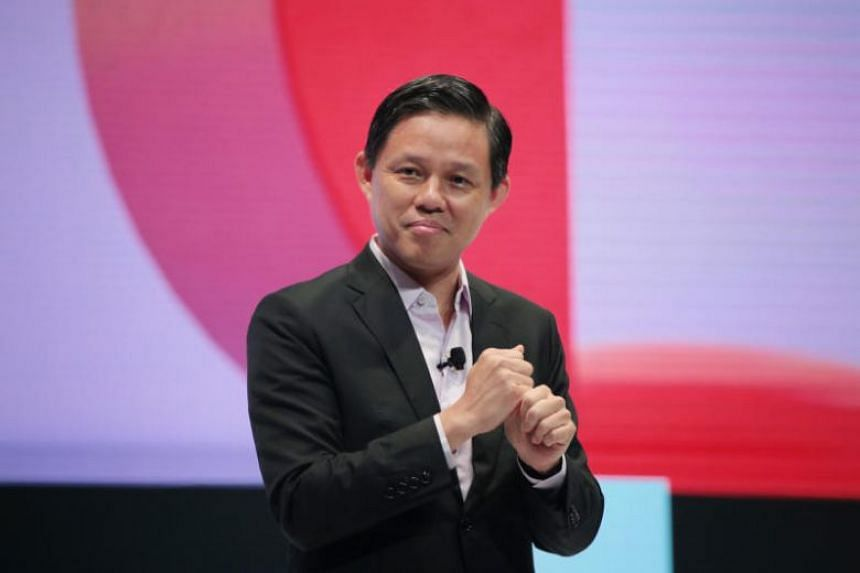 Trade and Industry Minister Chan Chun Sing said that at this point, the RCEP has gone beyond an economic agreement and is a strategic signal to the world's economy on what countries in this part of the world believe in.