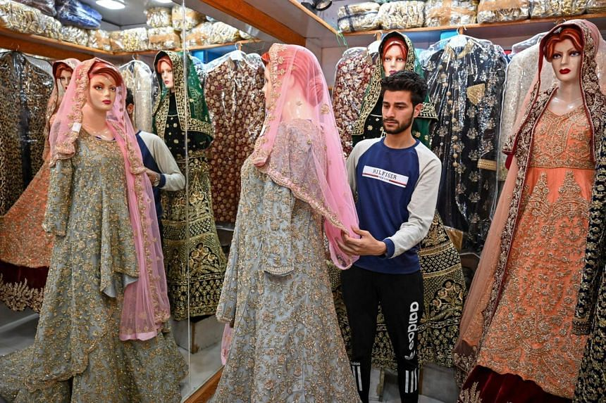 Kashmir's usually buoyant wedding industry is buckling under the strain of recent security crackdowns, with hundreds of notices appearing in newspapers and on television in recent weeks, postponing or cancelling ceremonies.
