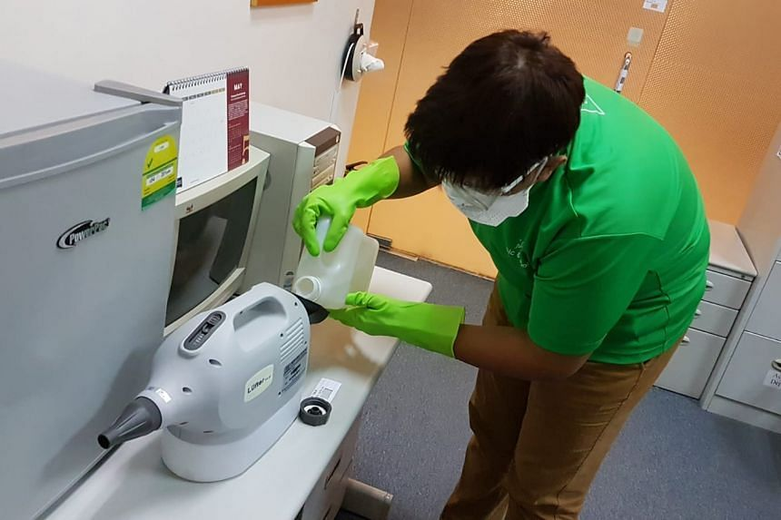Spic & Span is moving towards becoming a cleaning technology business, with the launch of its proprietary antibacterial coating that disinfects and protects surfaces for up to six months. Such technology not only benefits the business, but the staff
