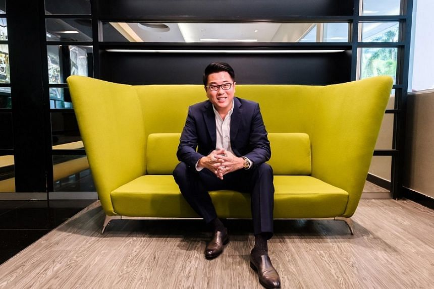 Mr Ron Tan, executive chairman and group CEO of Cityneon Holdings, is the winner in the media and entertainment category in the 18th annual EY Entrepreneur of the Year awards.
