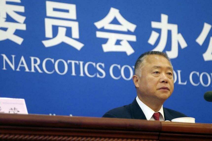 National Narcotics Control Commission vice-commissioner Liu Yuejin noted that US fentanyl deaths continue to rise despite increasingly strict controls on the Chinese side, which he said was an indication that the drugs were not coming from China.