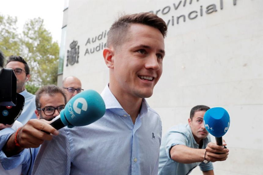 """Ander Herrera is among 42 defendants charged over a """"suspect"""" 2011 match between his former club Real Zaragoza and Levante."""