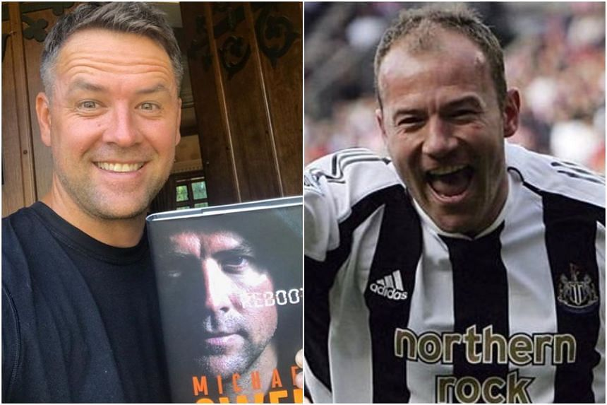 In an extract from Michael Owen's new autobiography, he blamed Alan Shearer for their heated rivalry following Newcastle's relegation from the Premier League in the 2008-09 season.