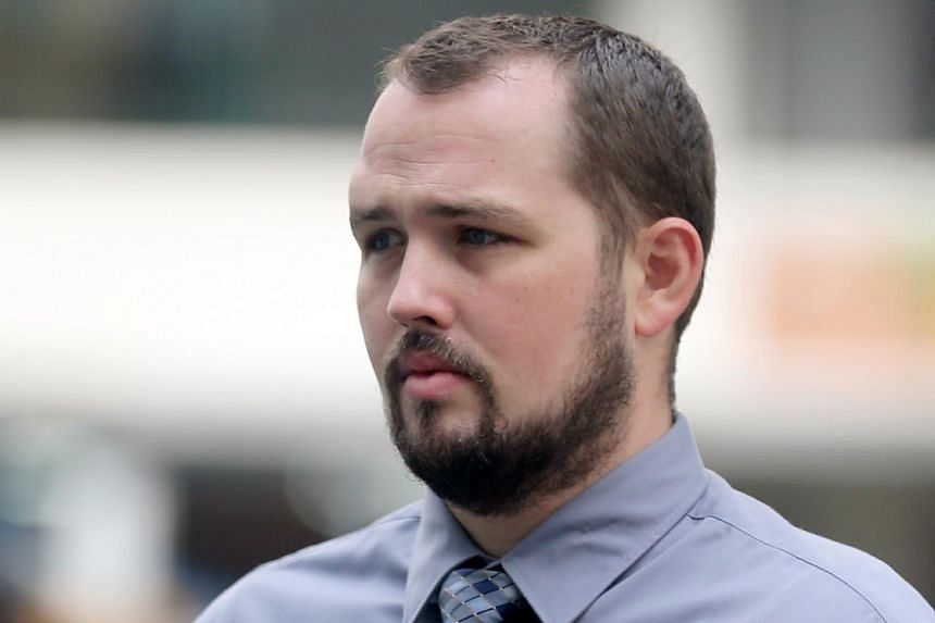 Education technology coach William Samuel Pettijohn, who used to work as a bouncer back home in the United States, punched a man in the face following a drinking session at the Swiss Club in 2017.
