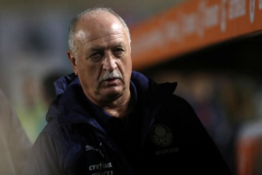 Luis Felipe Scolari led Brazil to their fifth World Cup title, but also oversaw the humiliating 7-1 semi-final loss to Germany in the 2014 Cup that Brazil hosted.