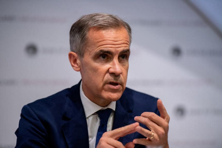 Following the Bank of England's August Inflation Report, Governor Mark Carney said the interest-rate setting panel would update lawmakers when Parliament reconvenes in September.