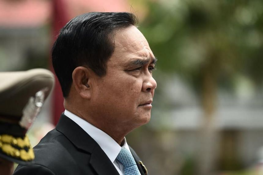 Prime Minister Prayut Chan-o-cha and the Cabinet were sworn-in in July after a disputed general election, but have have been attacked for failing to utter part of the oath of office during the ceremony.