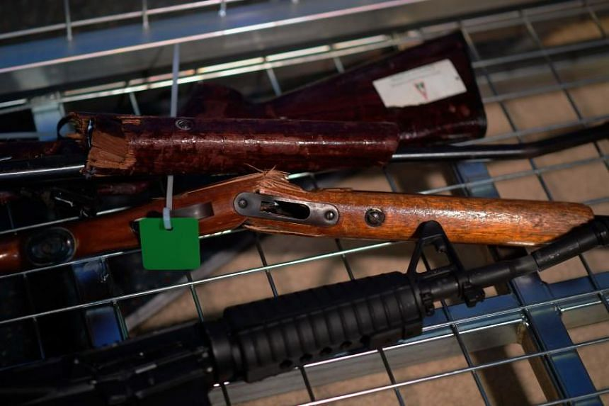 So far, New Zealand owners have turned in more than 15,000 newly banned guns as well as 64,000 parts and accessories.