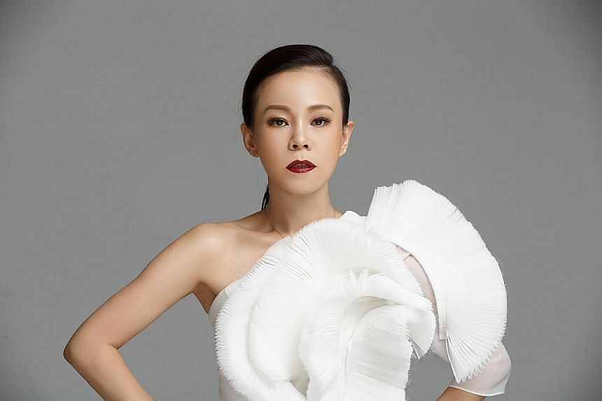 Julia Peng will perform in Singapore on Oct 5.