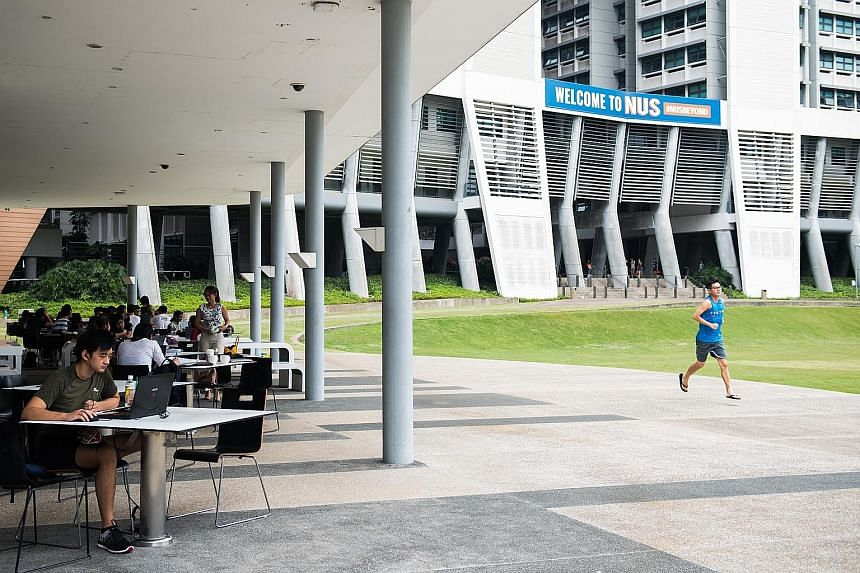 There is no cap on the size of the local universities' endowment funds, said Education Minister Ong Ye Kung yesterday. The National University of Singapore endowment fund - the largest among the six local universities - had $5.9 billion in the financ