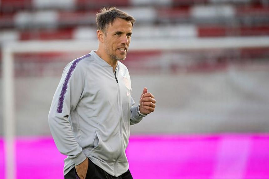 Football: England women's team boss Phil Neville says links