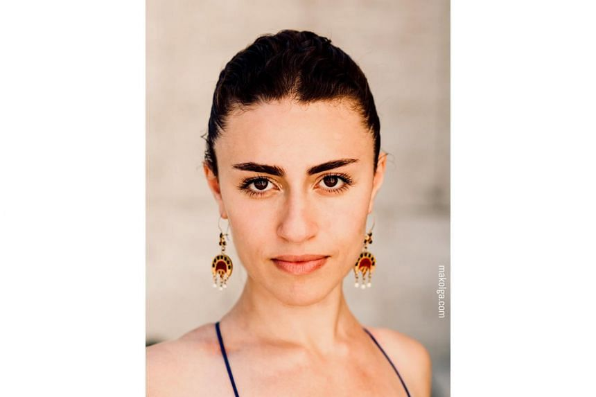 Armenian singer Lucy Yeghiazaryan's singing is backed up with elegant minimalism by a quartet.