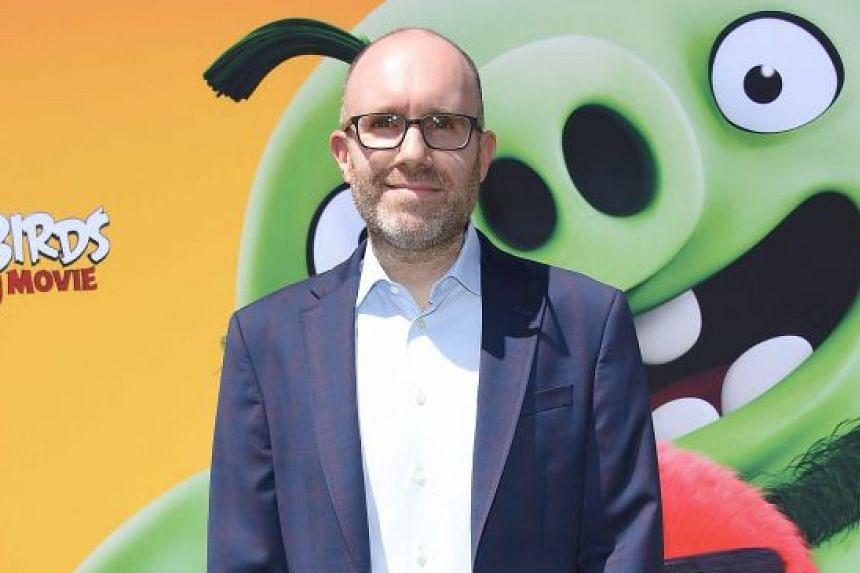 Producer John Cohen (above) of The Angry Birds Movie 2 said the sequel teaches children the importance of teamwork.