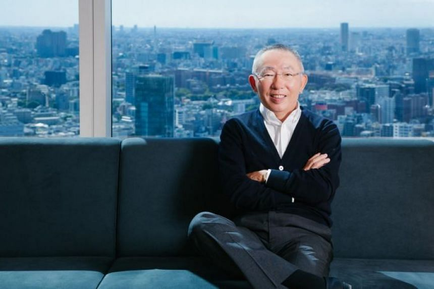 Mr Tadashi Yanai, Fast Retailing Co's 70-year-old billionaire founder, said he would prefer to be succeeded by a woman, which would be better for Asia's largest retailer.