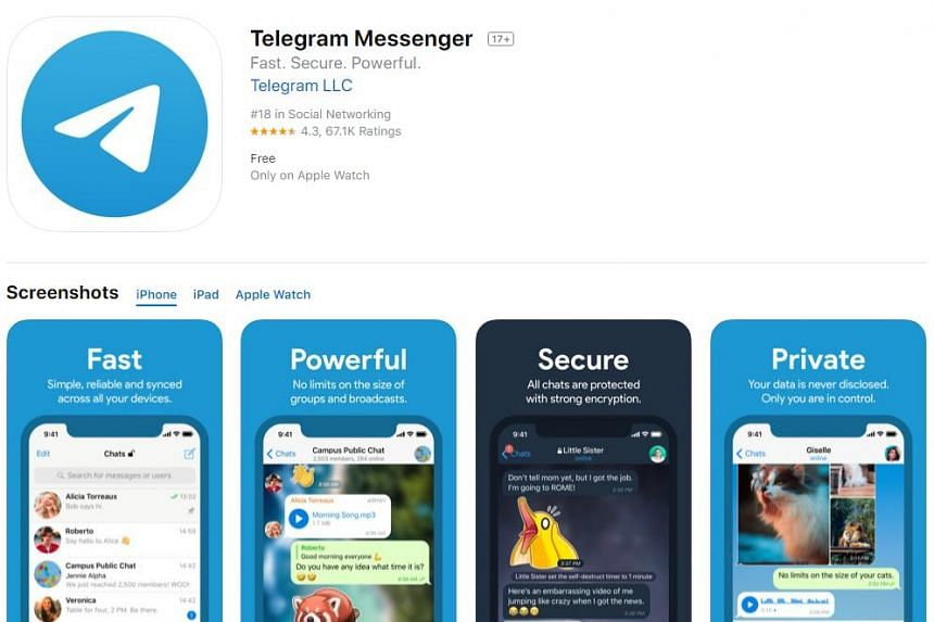 Telegram has raised a record US$1.7 billion (S$2.36 billion) from 200 private investors via an Initial Coin Offering executed in two stages, according to Securities and Exchange Commission filings.