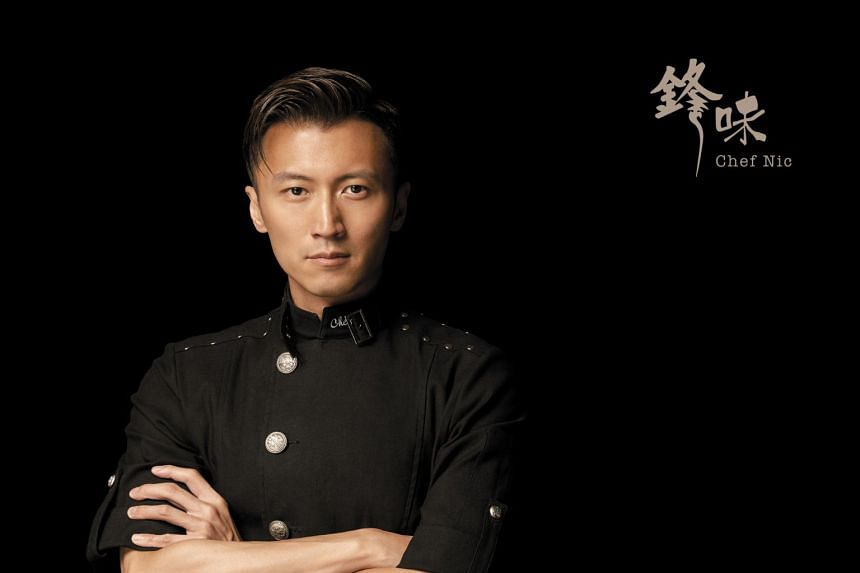E-commerce enabler Synagie has signed a deal with Hong Kong actor Nicholas Tse's (above) food company Chef Nic (Hong Kong) Limited to manage the distribution and sales of its products in South-east Asia.