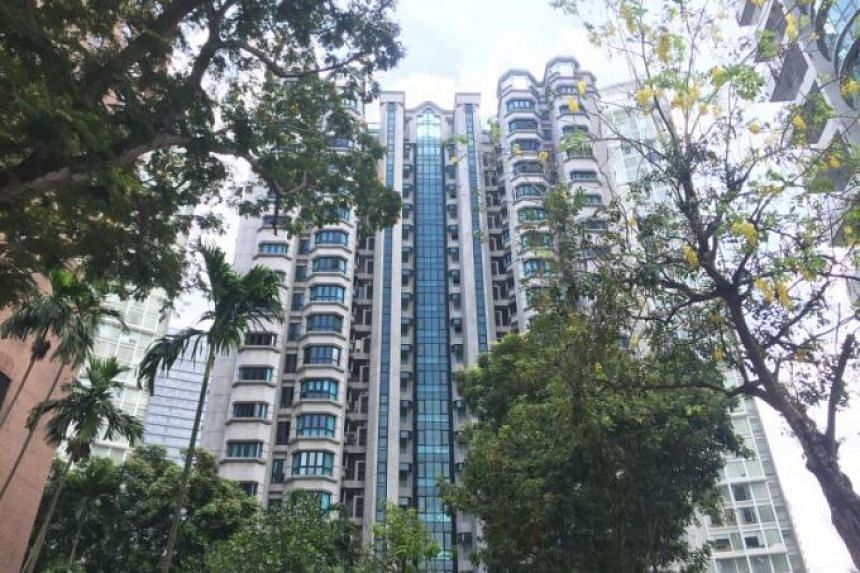 The 21-storey D'Grove Villas near Orchard Road is back on the collective sale market. The site can be redeveloped into a condominium up to 36 storeys high.