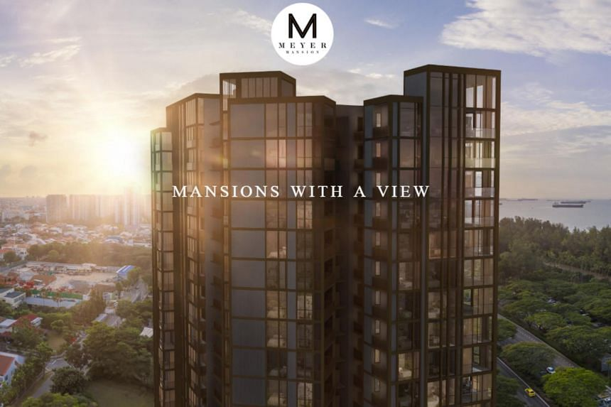 Located at the former Casa Meyfort in Meyer Road, Meyer Mansion is a 25-storey residential tower comprising 200 units.