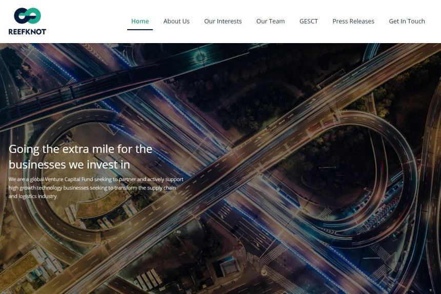 Reefknot Investments will be exploring investment opportunities in artificial intelligence, digital logistics and trade finance within the supply chain and logistics industry.