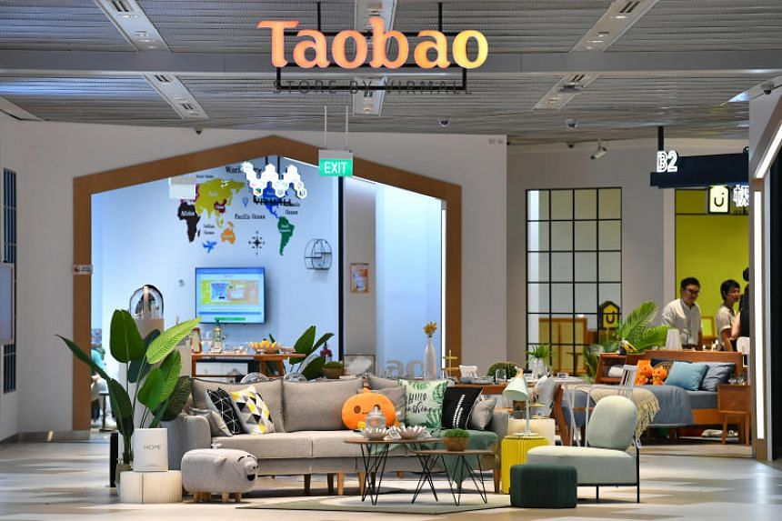 The shop is a partnership between Taobao and Virmall, a local business partner that helps to curate and bring in products from merchants on Taobao for Singapore consumers.