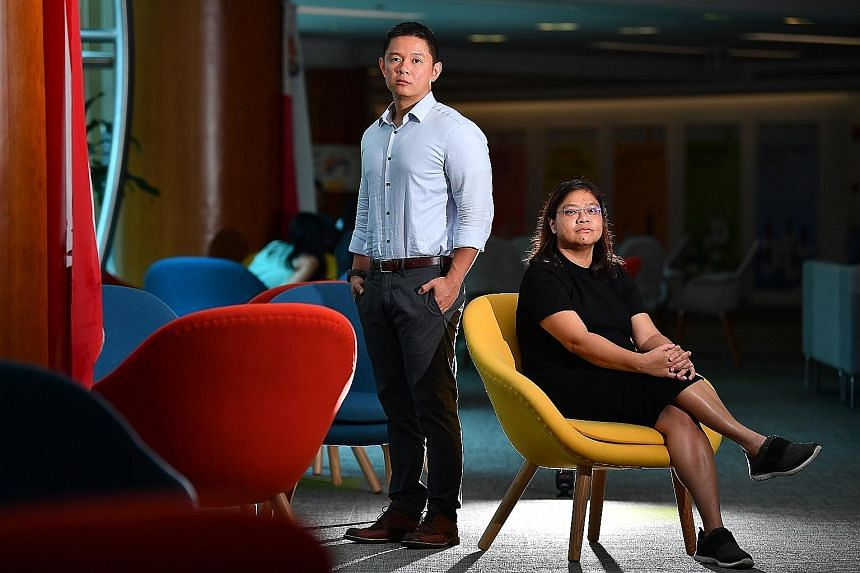 Principal psychologists Jeffery Chin and Carolyn Misir say scammers often use compliance and persuasion tactics to get victims to transfer money to them.