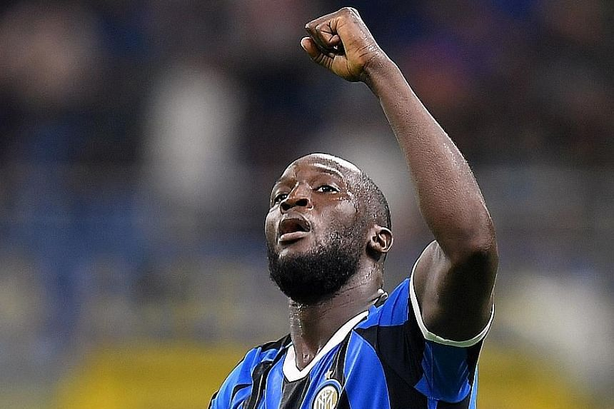 Inter fans insist abuse of Lukaku not racist