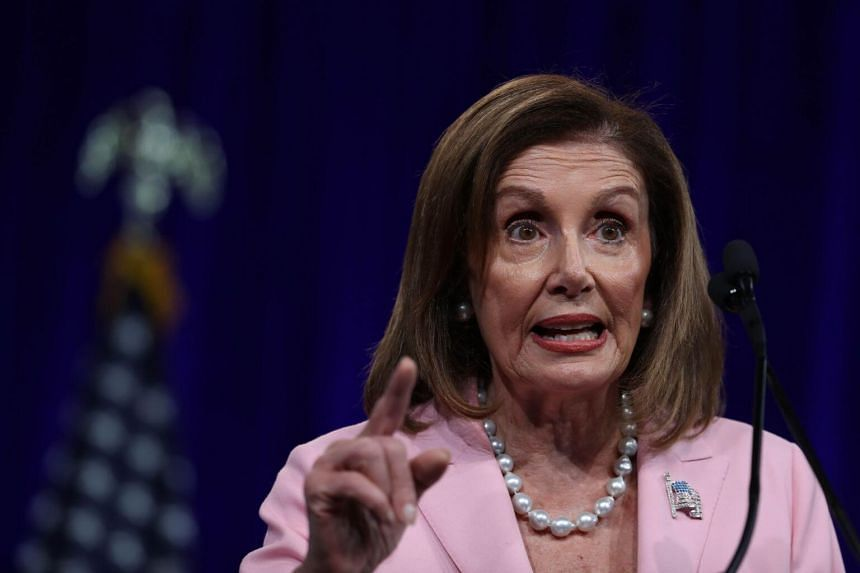 "House Speaker Nancy Pelosi said that Congress would swiftly advance the bipartisan Bill, and that much more must be done to fully realise the Hong Kong people's aspirations of real autonomy guaranteed by the ""one country, two systems"" principle."