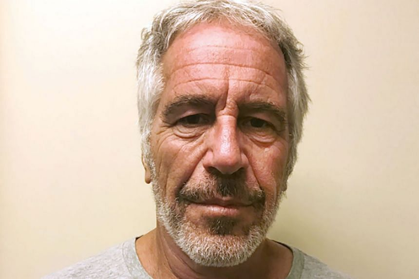 Epstein (above) took his own life while awaiting trial on federal sex-trafficking charges.