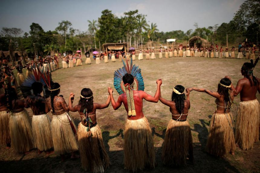 Indigenous tribes in Brazil fear hard year ahead after