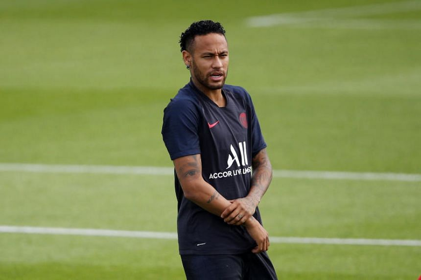 Barcelona held several meetings with Paris St-Germain to bring Neymar back to the Camp Nou two years after he walked out on them.