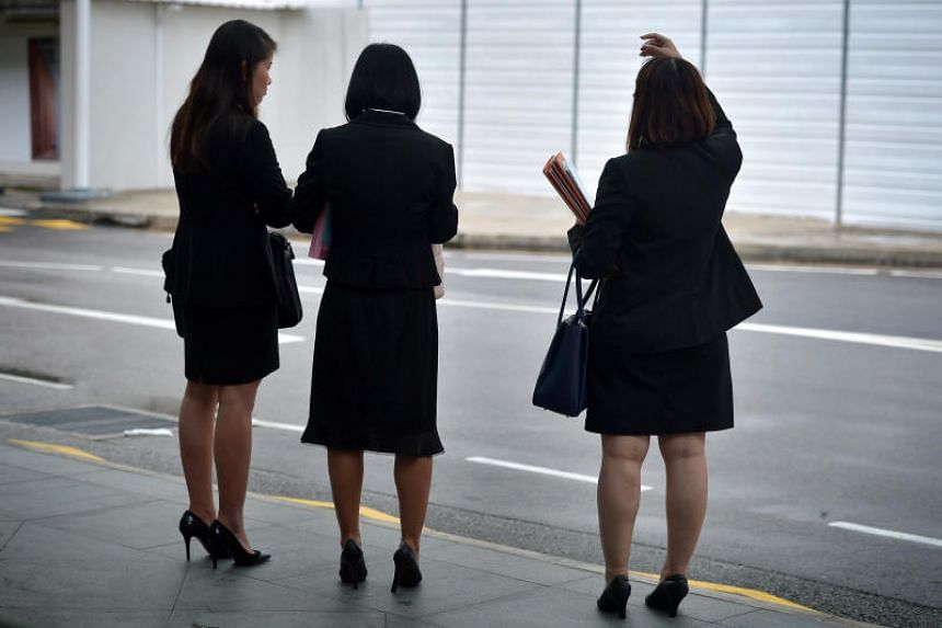 Lawyers outside the State Courts. A new international association to promote the development and use of technology by legal professionals in the region has been launched in Singapore.