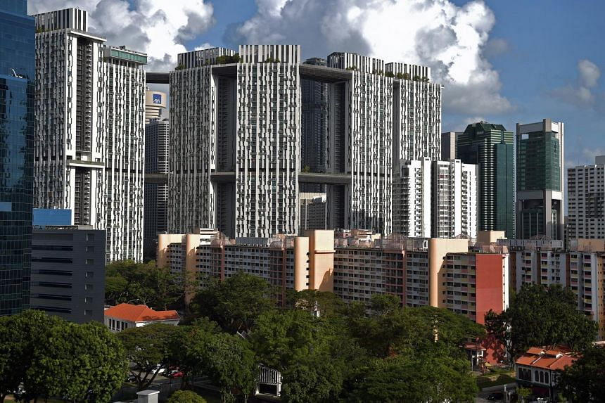 A five-room Pinnacle@Duxton flat recorded the highest transacted price of $1.2 million for a resale flat in August. It was one of eight HDB resale flats sold for more than $1,000 per sq ft this year.