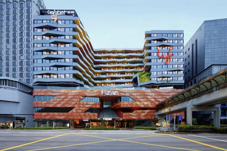 The nine-storey property comprises 412 rooms across 279 apartments.