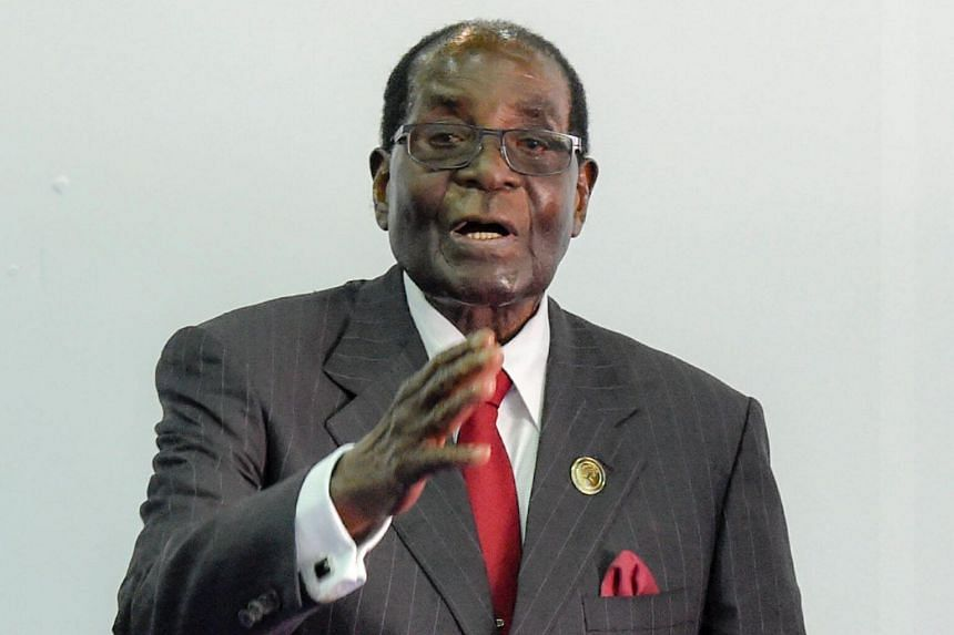 Former Zimbabwe leader Robert Mugabe was the African nation's first post-independence president, and ruled until he was ousted in 2017.